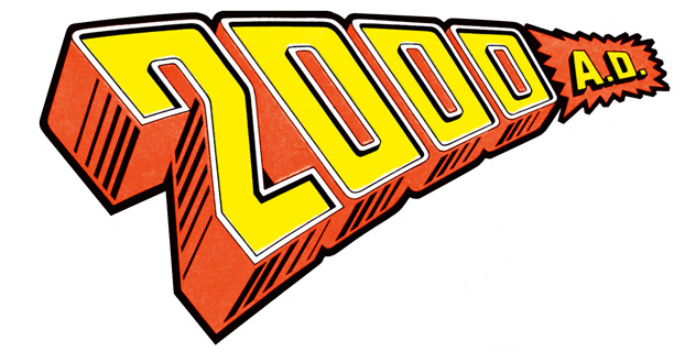 The iconic logo that was used on the front cover throughout the 70s