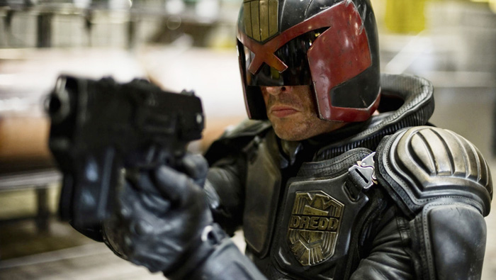 Dredd (2012) starring Karl Urban is highly regarded by fans as being faithful to the character
